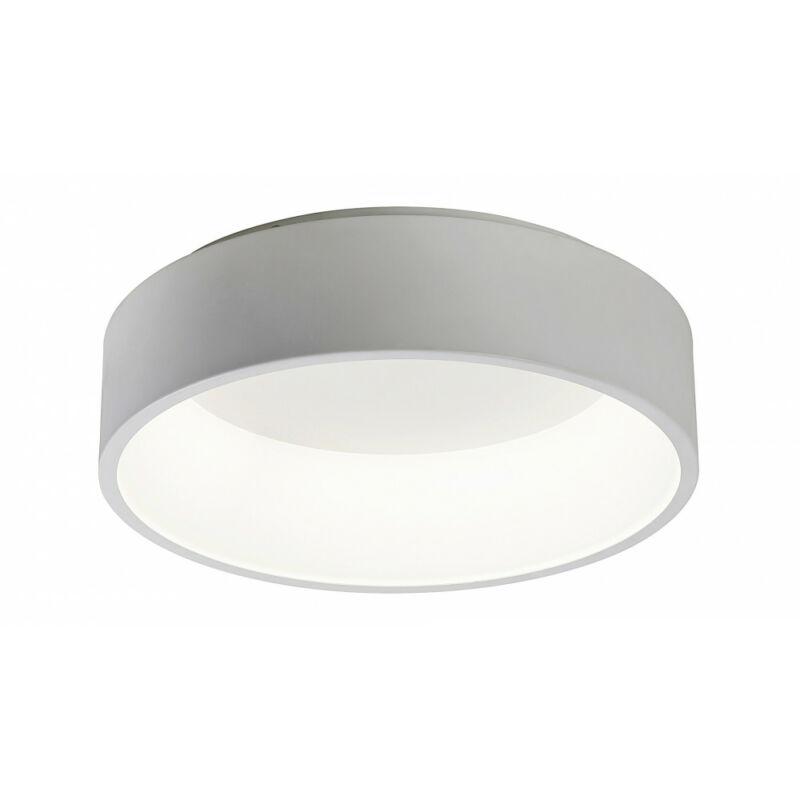 Rábalux Adeline 2507 mennyezeti lámpa matt fehér fém LED 26 1500 lm 4000 K IP20 A