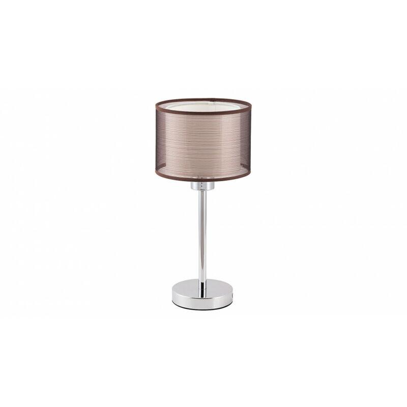 Rábalux Anastasia 2631 éjjeli asztali lámpa króm fém E27 1x MAX 60 E27 1 db IP20