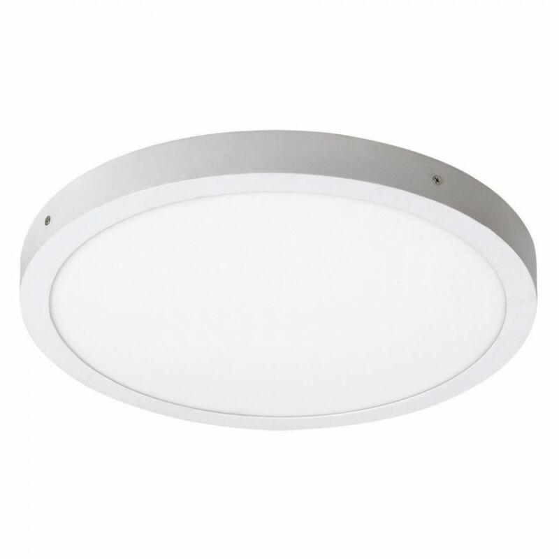 Rábalux Lois 2658 irodai led világítás matt fehér fém LED 36 2500 lm 4000 K IP20 A