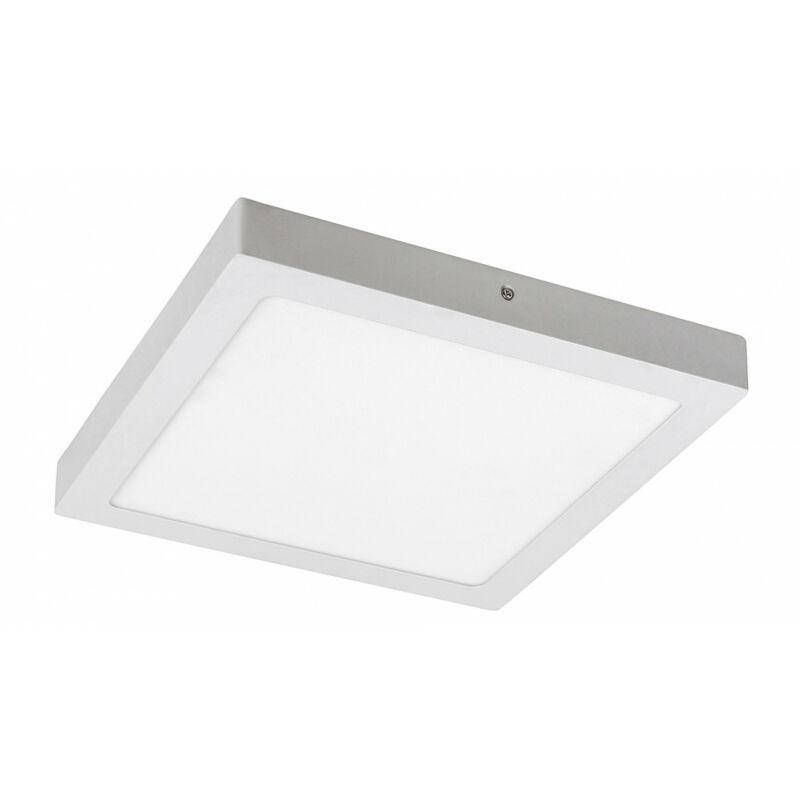 Rábalux Lois 2666 irodai led világítás matt fehér fém LED 36 2500 lm 4000 K IP20 G