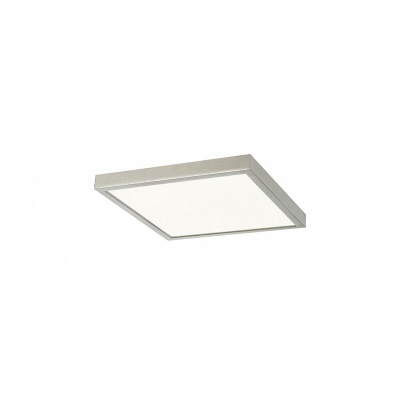 Rábalux Lois 2670 irodai led világítás szatin króm fém LED 36 2500 lm 3000 K IP20 G