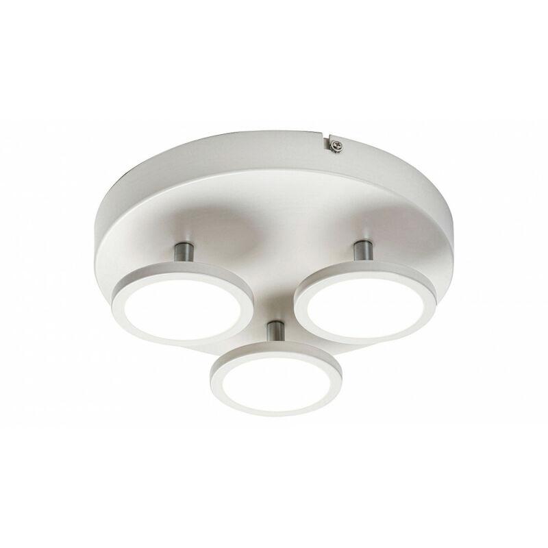 Rábalux Elsa 2714 mennyezeti lámpa  matt fehér   fém   LED 3x 6W   1260 lm  4000 K  IP20   A+