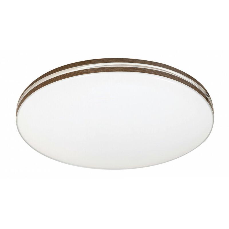 Rábalux Oscar 2763 ufó lámpa fehér fém LED 18 1350 lm 4000 K IP20 A