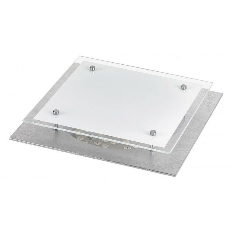 Rábalux June 3030 mennyezeti lámpa  ezüst fólia   fém   LED 18W   1440 lm  4000 K  IP20   A+