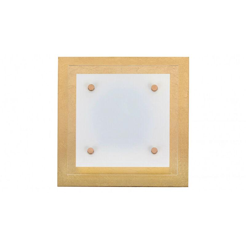 Rábalux June 3032 mennyezeti lámpa  arany fólia   fém   LED 12W   960 lm  3000 K  IP20   A+