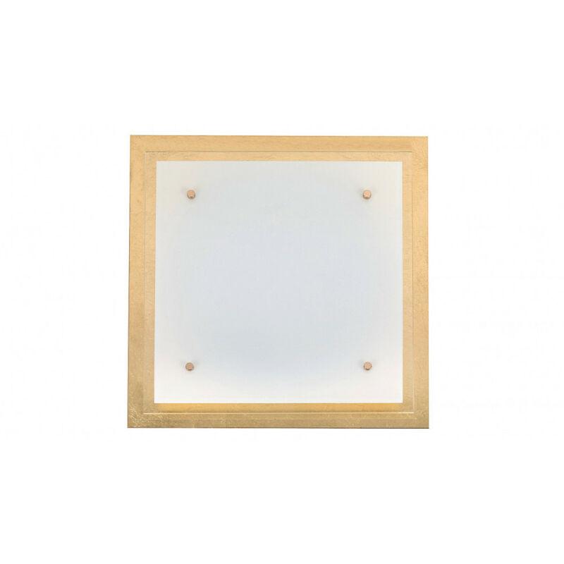 Rábalux June 3034 mennyezeti lámpa  arany fólia   fém   LED 24W   1920 lm  3000 K  IP20   A+