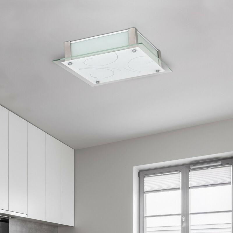 Rábalux Dena 3039 mennyezeti lámpa  fehér   fém   LED 24W   1920 lm  4000 K  IP20   A+