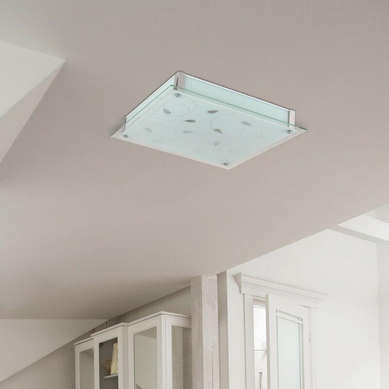 Rábalux Dena 3040 mennyezeti lámpa  fehér   fém   LED 36W   2700 lm  4000 K  IP20   A+