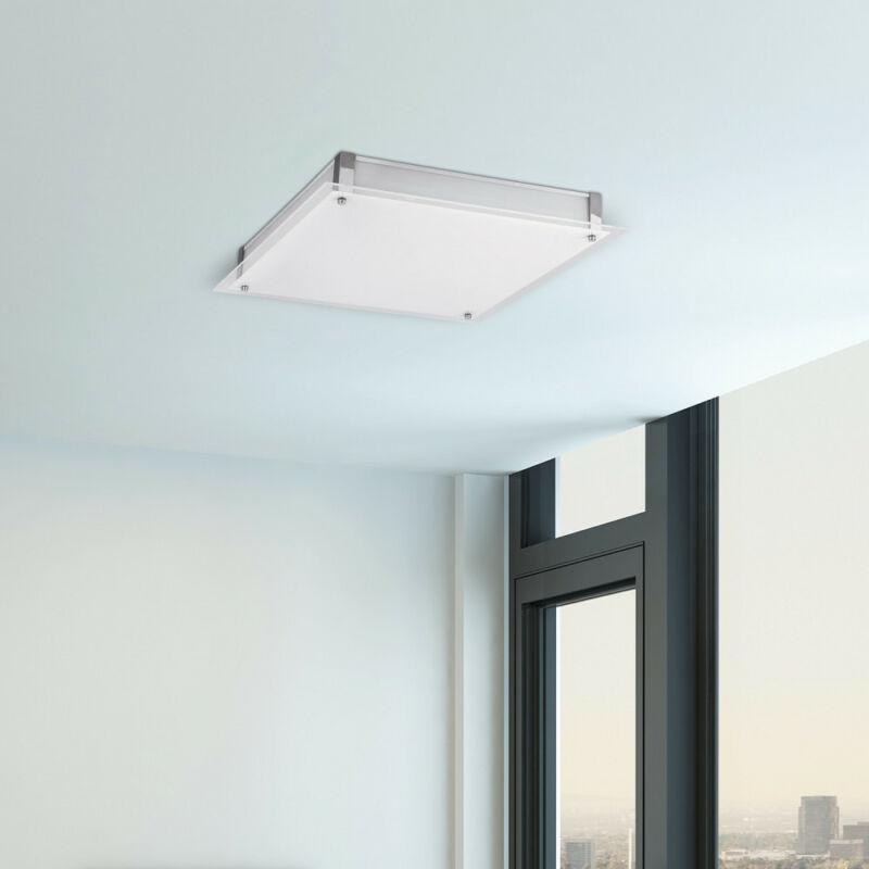 Rábalux Carl LED 3068 mennyezeti lámpa  fehér   fém   LED 36W   2700 lm  4000 K  IP20   A+