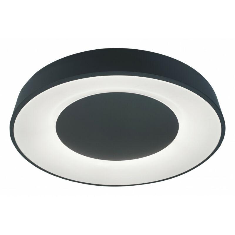 Rábalux Ceilo 3082 ufó lámpa fekete fém LED 38 3200 lm IP20 A