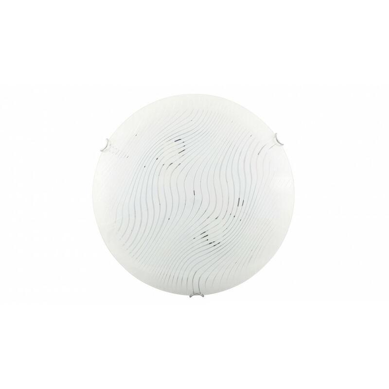 Rábalux Beverly 3288 ufó lámpa fehér fém E27 2x MAX 60 E27 2 db IP20