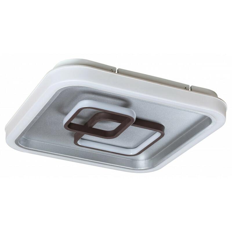 Rábalux Portia 3318 mennyezeti lámpa ezüst fém LED 50 2200 lm IP20 B