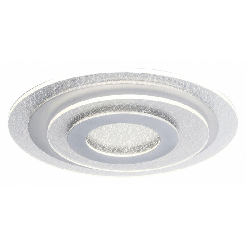 Rábalux Thalassa 3324 ufó lámpa ezüst fém LED 40 2300 lm IP20 A