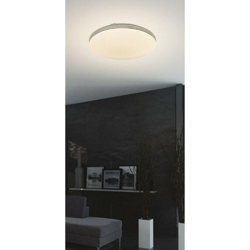 Rábalux Oscar 3345 mennyezeti lámpa  fehér   fém   LED 18W   1350 lm  3000 K  IP20   A