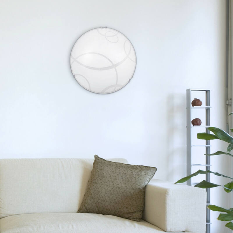 Rábalux Hallie 3380 ufó lámpa fehér fém E27 1x MAX 60 E27 1 db IP20