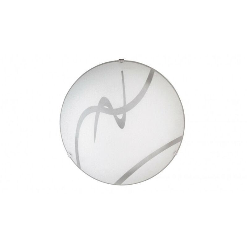 Rábalux Soley LED 3445 ufó lámpa  fehér   fém   LED 12W   960 lm  3000 K  IP20   A+