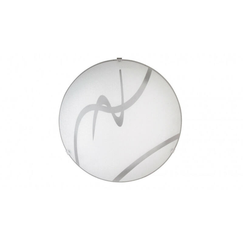 Rábalux Soley LED 3445 ufó lámpa fehér fém LED 12W 1 db 960 lm 3000 K IP20 A+
