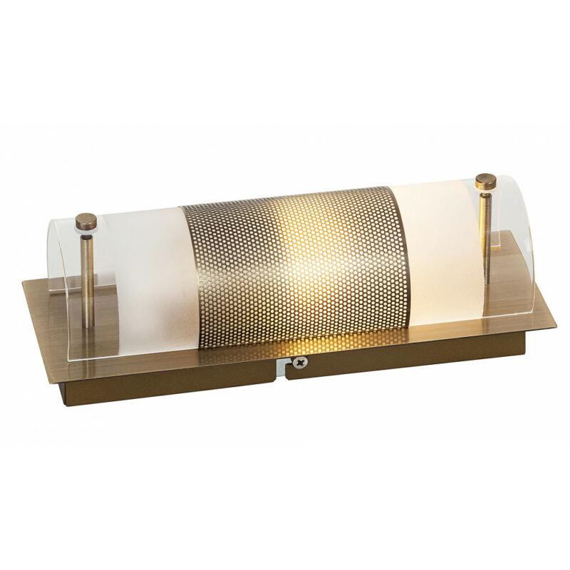 Rábalux Periodic 3551 fali lámpa bronz fém E14 1x MAX 40 E14 1 db IP20