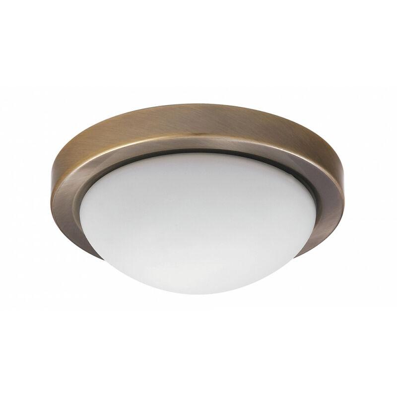 Rábalux Disky 3564 mennyezeti lámpa bronz fém E27 2x MAX 40 E27 2 db IP20