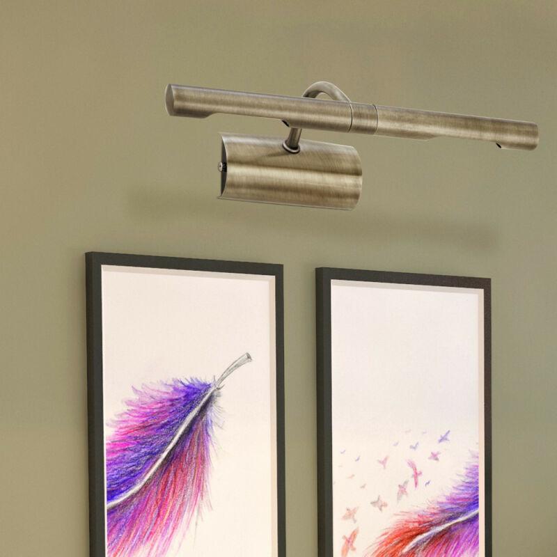 Rábalux Picture light 3643 képmegvilágító lámpa szatin króm fém G9 2x MAX 40 G9 2 db 370 lm 2700 K IP20 G