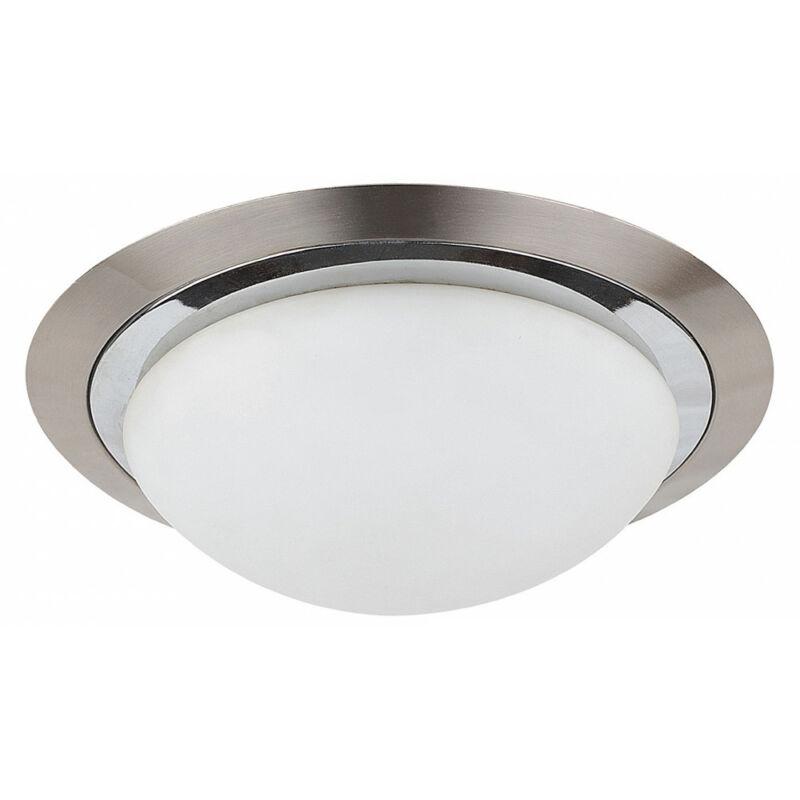 Rábalux Princessa 3662 mennyezeti lámpa szatin króm fém E27 1x MAX 60 E27 1 db IP20