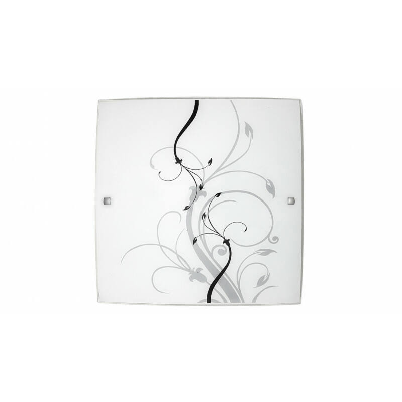 Rábalux Elina 3693 mennyezeti lámpa  fehér   fém   E27 2x MAX 60W   IP20