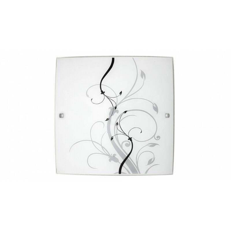 Rábalux Elina 3693 mennyezeti lámpa fehér fém E27 2x MAX 60 E27 2 db IP20
