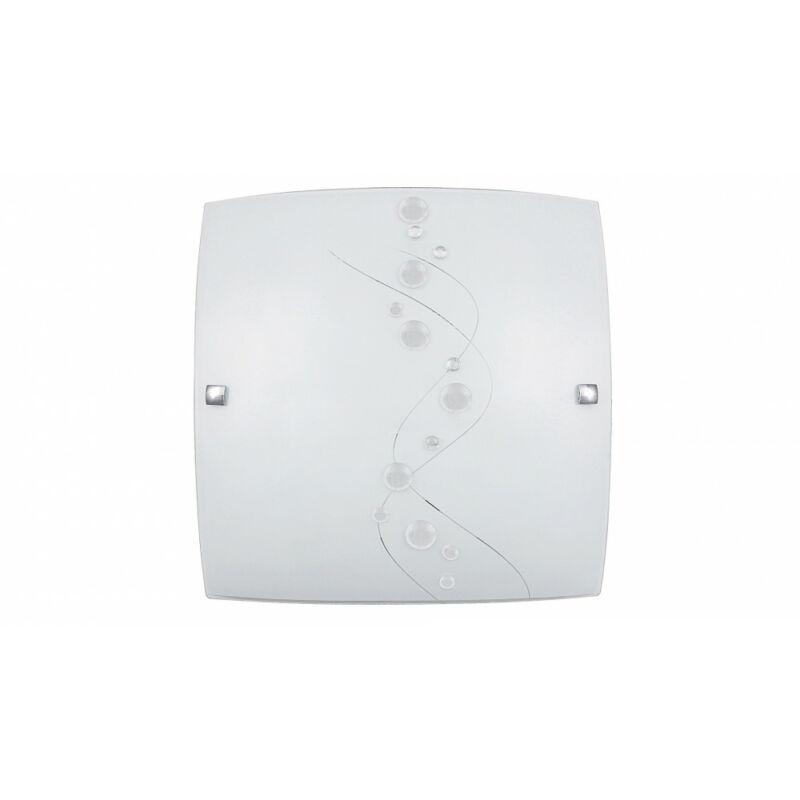 Rábalux Ruby 3755 mennyezeti lámpa  fehér mintás   fém   E27 1x MAX 60W   IP20
