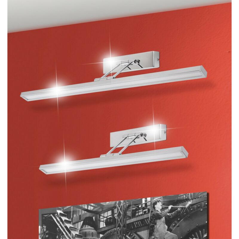 Rábalux Picture slim 3907 képmegvilágító lámpa króm fém LED 8 316 lm 4000 K IP20 A