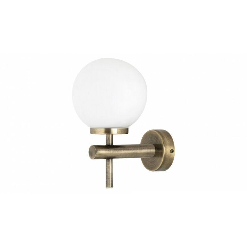 Rábalux Avery 3999 fürdőszoba fali lámpa antik bronz fém LED 6 550 lm 3000 K IP44 A+