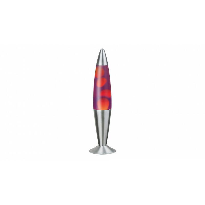 Rábalux Lollipop 2 4106 lávalámpa narancs fém E14 G45 1x MAX 25 E14 1 db IP20
