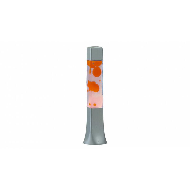 Rábalux Marshal 4110 lávalámpa narancs műanyag E14 S35 1x MAX 25 E14 1 db IP20