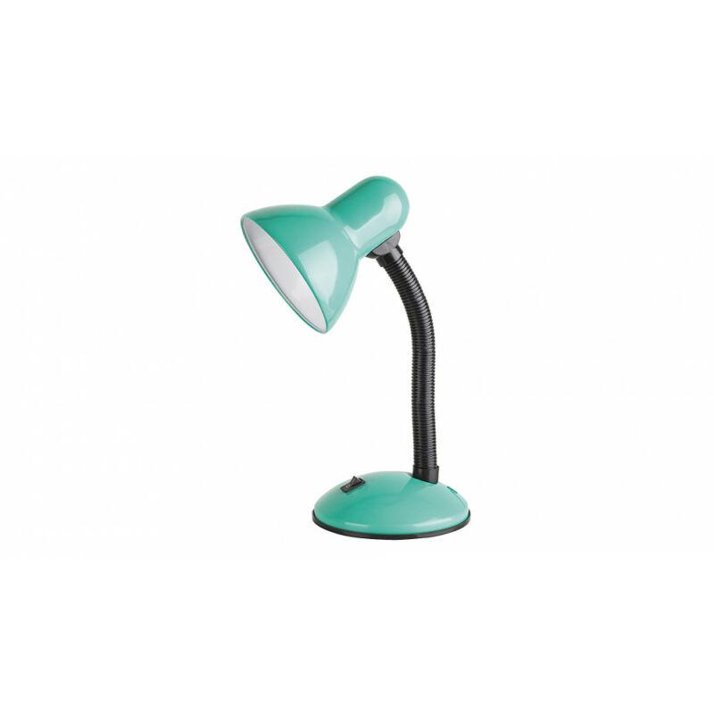 Rábalux Dylan 4170 íróasztal lámpa zöld fém E27 1x MAX 40 E27 1 db IP20