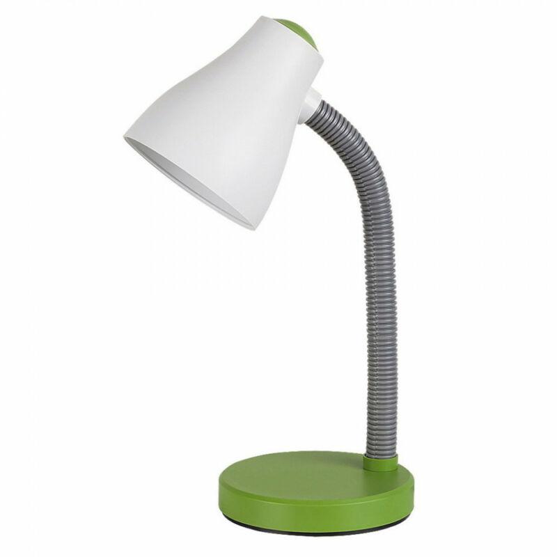 Rábalux Vincent 4173 íróasztal lámpa zöld műanyag E27 1x MAX 15 E27 1 db 400 lm 3000 K IP20 A+