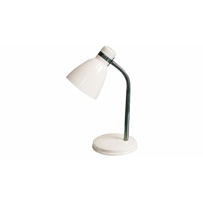 Rábalux Patric 4205 íróasztal lámpa fehér fém E14 1x MAX 40 E14 1 db IP20