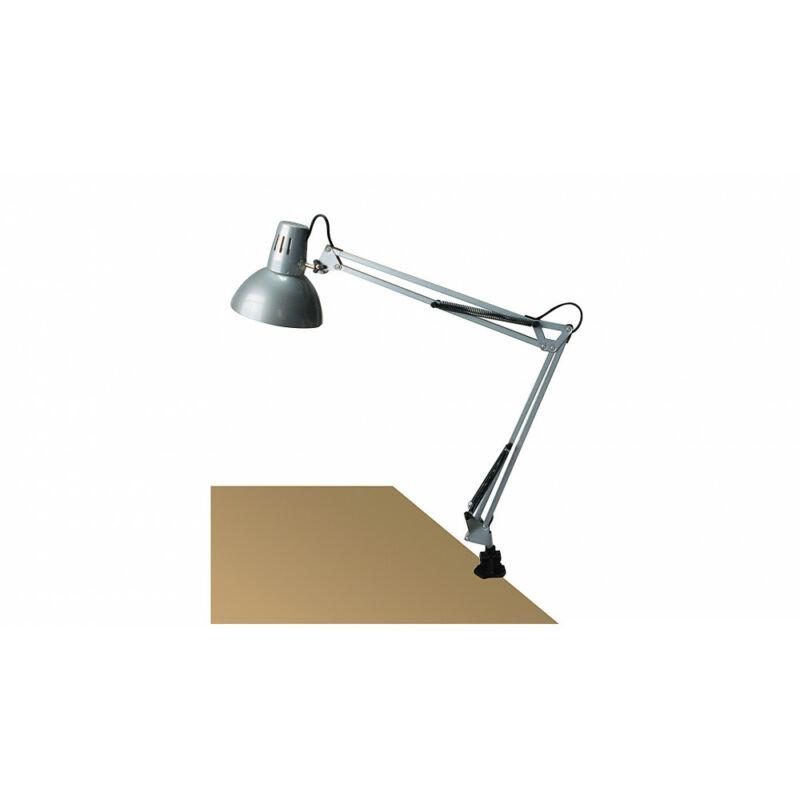 Rábalux Arno 4216 csiptetős asztali lámpa ezüst fém E27 1x MAX 60 E27 1 db IP20