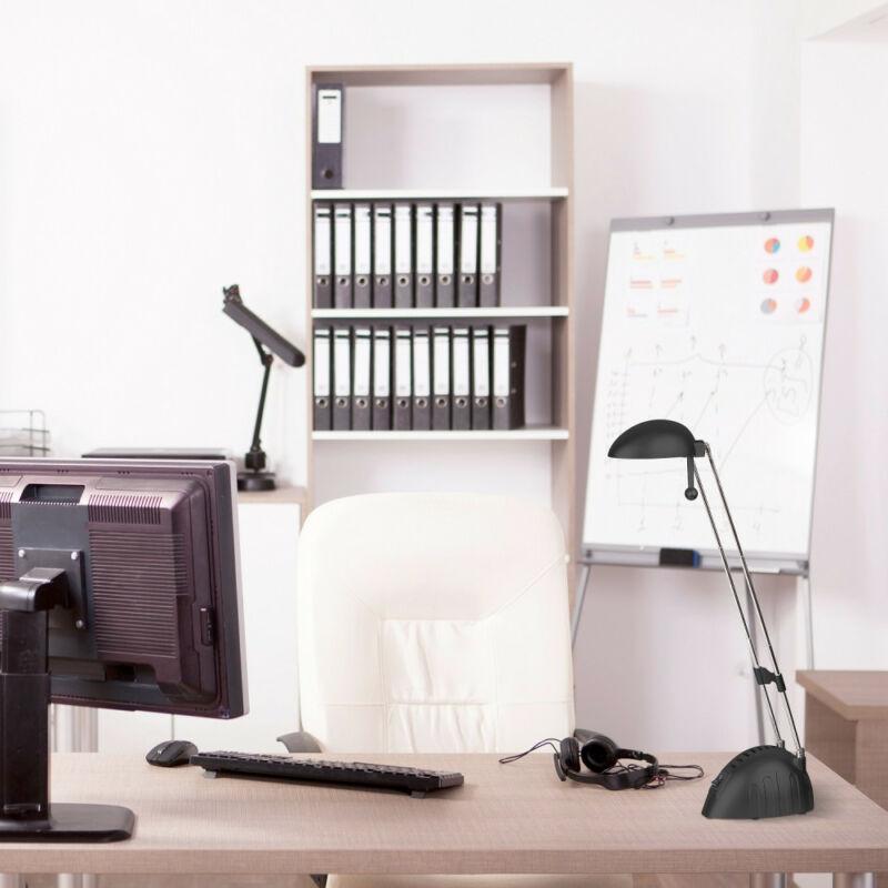 Rábalux Ronald 4334 íróasztal lámpa fekete műanyag LED 5 350 lm 6400 K IP20 A+