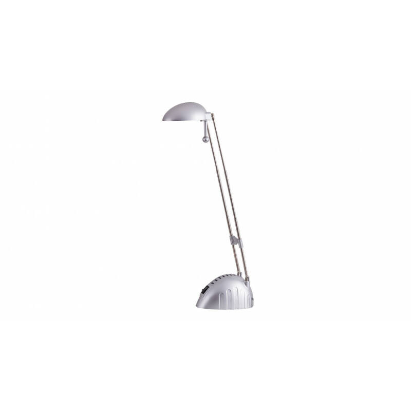 Rábalux Ronald 4335 íróasztal lámpa ezüst műanyag LED 5 350 lm 6400 K IP20 A+