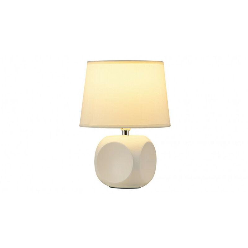 Rábalux Sienna 4395 éjjeli asztali lámpa krém kerámia E14 MAX 40W E14 1 db IP20