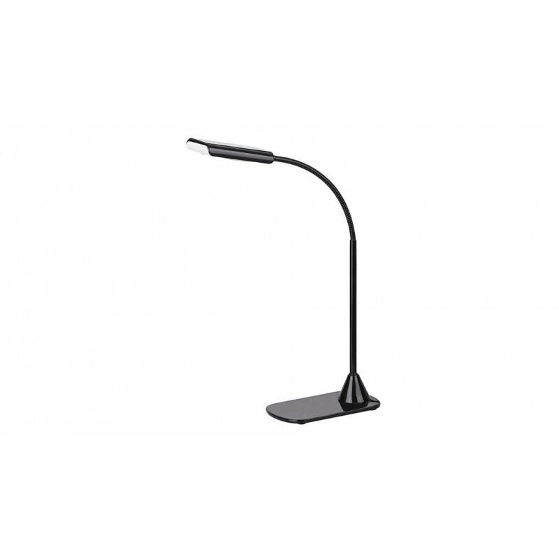 Rábalux Edward 4447 íróasztal lámpa fekete fém LED 6 350 lm 4500 K IP20 A+