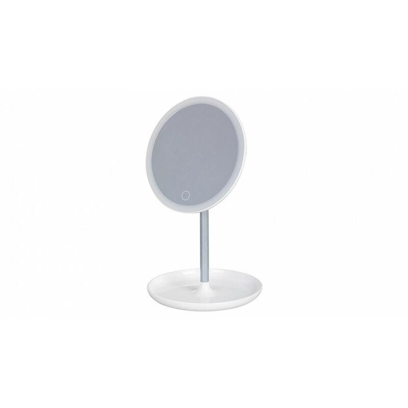 Rábalux Misty 4539 fürdőszobai tükör fehér műanyag LED 4 200 lm 6000 K IP20 A