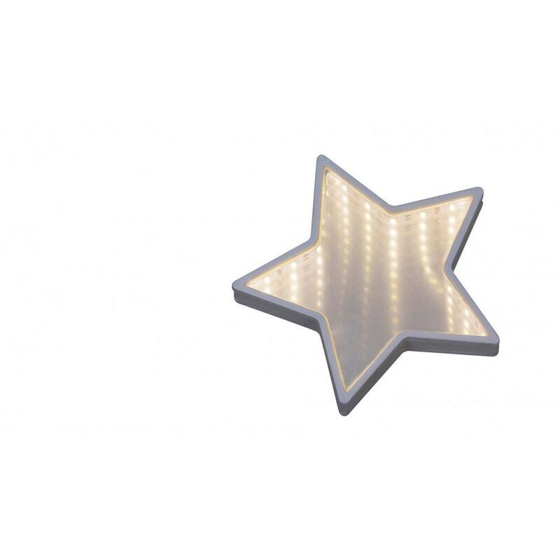 Rábalux Starr 4553 fali gyereklámpa tükör műanyag LED 0,5 140 lm IP20