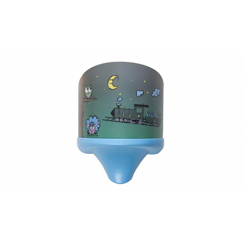 Rábalux Shepherd 4569 éjjeli fény gyerekeknek többszínű műanyag E14 1x MAX 7 E14 1 db 18 lm 2700 K IP20 E