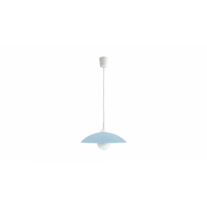 Rábalux Cupola range 4612 egyágú függeszték kék műanyag E27 1x MAX 60 E27 1 db IP20