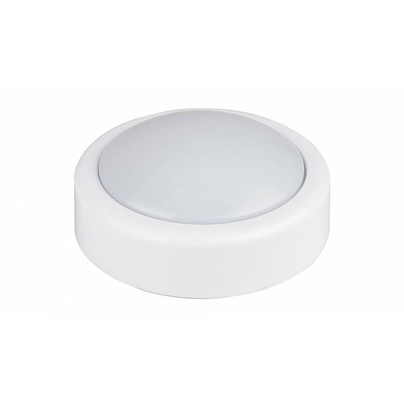 Rábalux Push light 4703 éjjeli fény gyerekeknek fehér műanyag LED 0,3 IP20