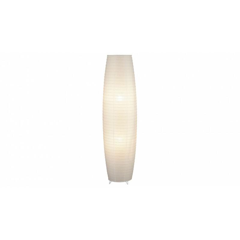 Rábalux Myra 4724 rizslámpa álló fehér fém E27 2x MAX 40 E27 2 db IP20