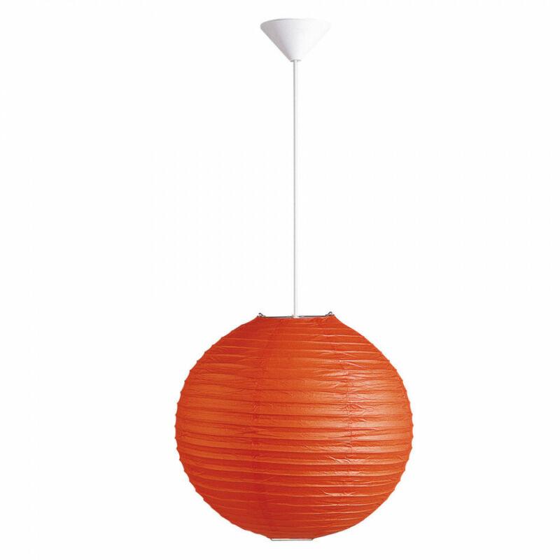 Rábalux Rice 4892 rizslámpa narancs fém