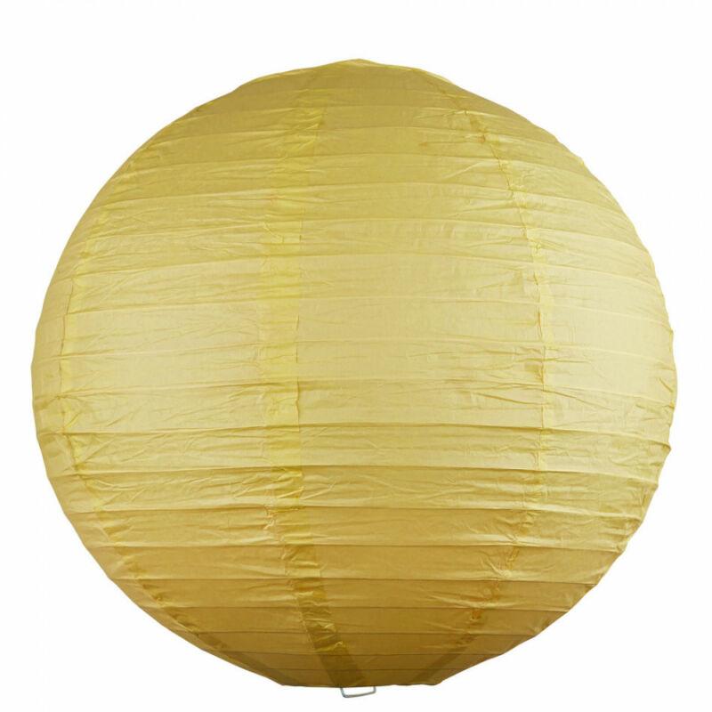 Rábalux Rice 4893 rizslámpa sárga fém