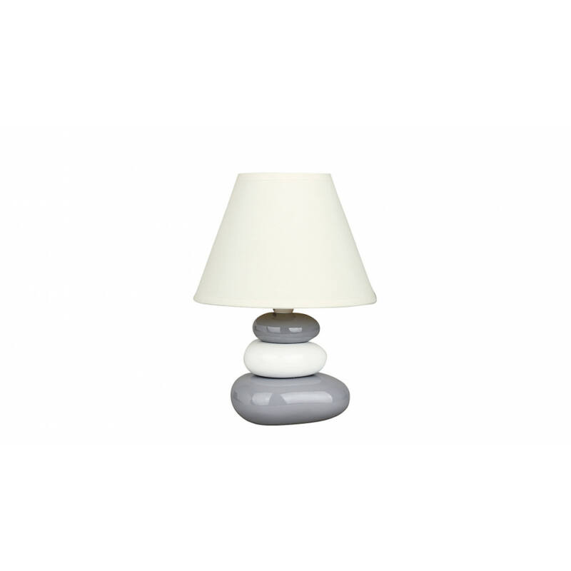 Rábalux Salem 4948 éjjeli asztali lámpa fehér kerámia E14 1x MAX 40 E14 1 db IP20