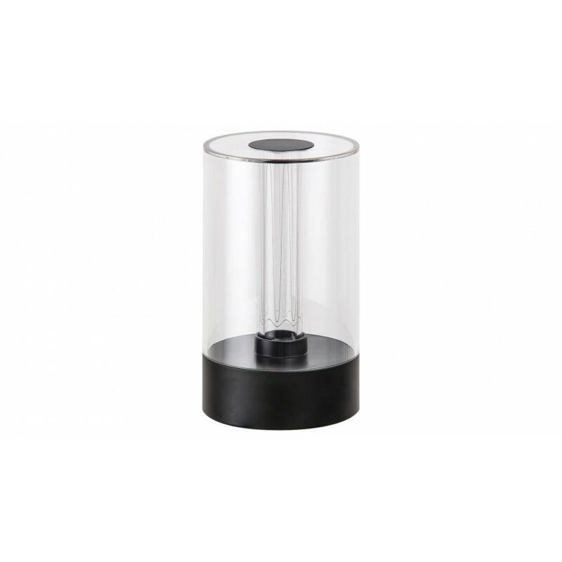 Rábalux Sajan 5006 éjjeli asztali lámpa fekete fém LED 3 80 lm 3000 K IP20 A